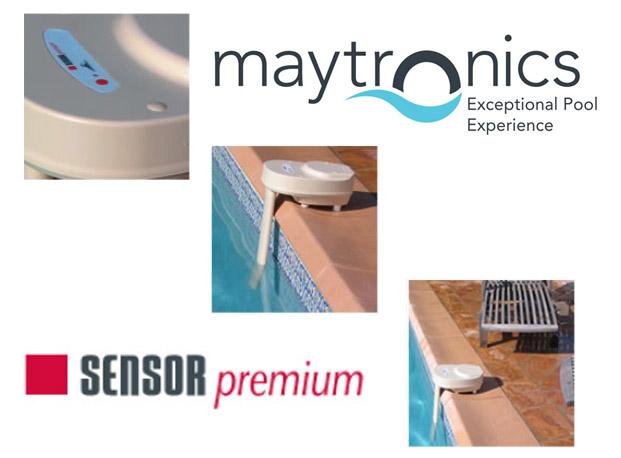 Alarme de piscine sensor premium maytronics for Alarme piscine sensor