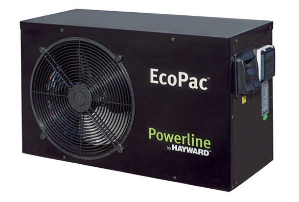 Pompe chaleur hayward powerline 6 kw ecopac for Pompe a chaleur piscine 6kw