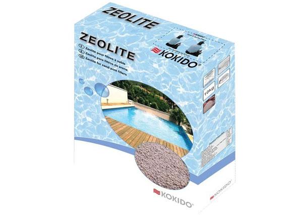 Z olite kokido 10 kg le m dia filtrant pour filtre for Zeolite piscine