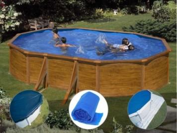"""Vanne Vari-Flo Micro-Clear 1""""½ pour filtres à diatomées Hayward"""