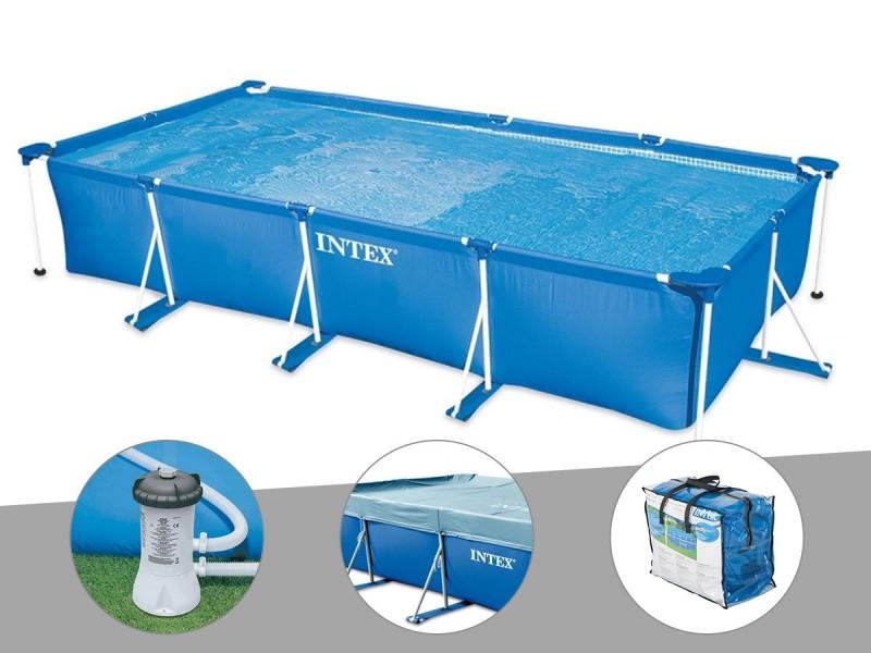 Enrouleur de tuyau pour piscine GEOS KOKIDO