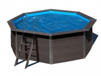 b che de protection pour piscine intex mod le graphite. Black Bedroom Furniture Sets. Home Design Ideas