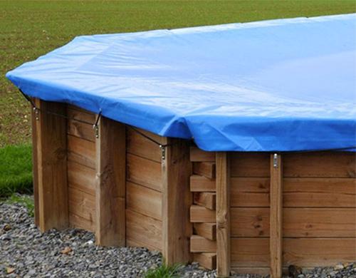 B che hivernage piscine hors sol et enterr e prix mini - Bache d hiver pour piscine hors sol ...