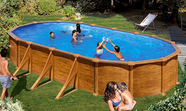 piscine hors sol acier gr avec filtration prix mini. Black Bedroom Furniture Sets. Home Design Ideas