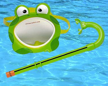 Lunette de natation masque palme et tuba intex pour piscine for Palmes pour piscine