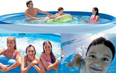 piscine autoport e intex hors sol filtration accessoires offerts. Black Bedroom Furniture Sets. Home Design Ideas
