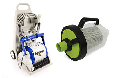 Accessoires pour robots de piscine pi ge feuilles brosses for Accessoires pour piscine