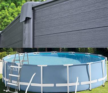 Volume d une piscine ronde interesting cliquez sur - Calcul chauffage piscine ...