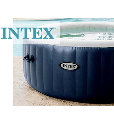 Amazing Spa Gonflable Purespa Intex Piscineco With Spa 4 Places Intex