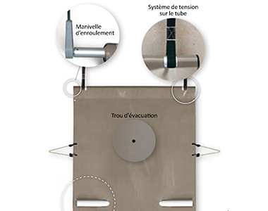 bache a barre piscine pas cher elegant enrouleur manuel pour bche barres enrouleur bche barres. Black Bedroom Furniture Sets. Home Design Ideas