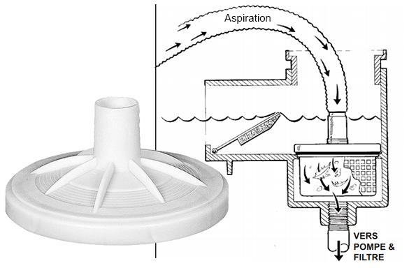 Skim vac pour skimmer design et premium piscine liner pas cher for Aspirateur piscine ne marche pas