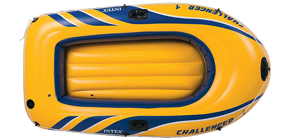68365 bateau gonflable challenger 1 intex