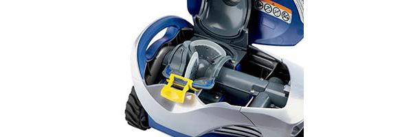 robot de piscine nettoyeur hydraulique mx 6 zodiac