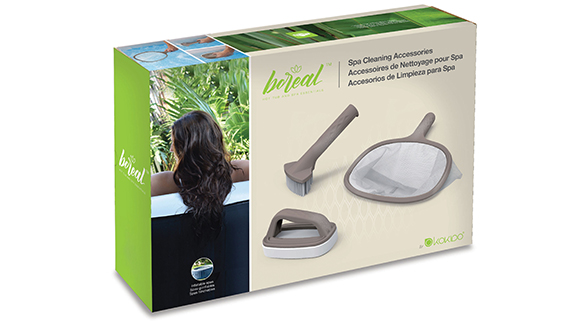 kit de nettoyage complet pour spa gonflable et piscinette. Black Bedroom Furniture Sets. Home Design Ideas