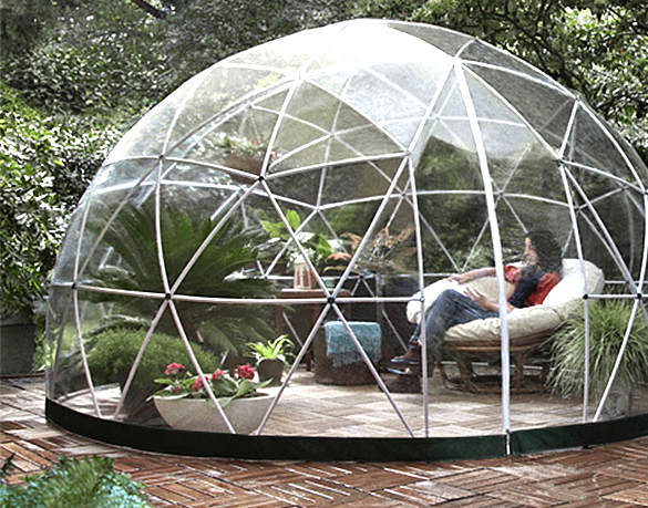 abri de jardin garden igloo 10 m pour piscine spas. Black Bedroom Furniture Sets. Home Design Ideas
