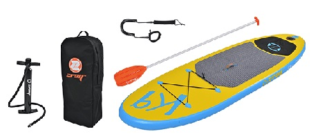 accessoires stand up paddle k9 zray