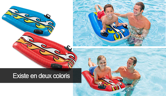 bodyboard gonflable intex jeux de piscine prix mini. Black Bedroom Furniture Sets. Home Design Ideas