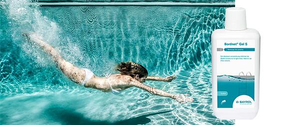 Nettoyage ligne d eau piscine nettoyage de la ligne dueau for Nettoyer ligne d eau piscine
