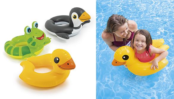 bou e gonflable pour piscine plage mod le t te d 39 animal. Black Bedroom Furniture Sets. Home Design Ideas