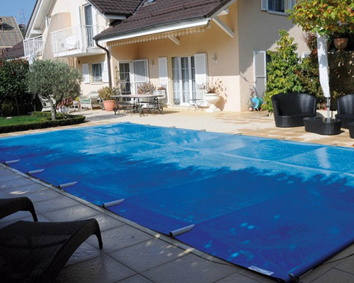 couverture a barres de securite basic piscineco