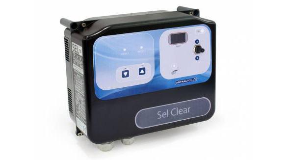 electrolyseur de piscine clear astral achat vente. Black Bedroom Furniture Sets. Home Design Ideas