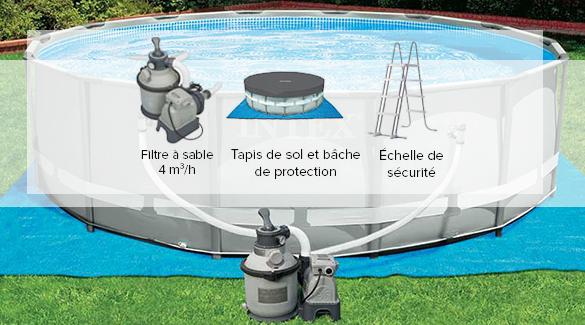 echelle piscine hors sol intex echelle de scurit de cm intex with echelle piscine hors sol. Black Bedroom Furniture Sets. Home Design Ideas