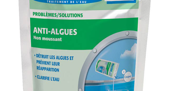 Traitement piscine anti algues choc sos marina sachet - Anti algues piscine sulfate de cuivre ...