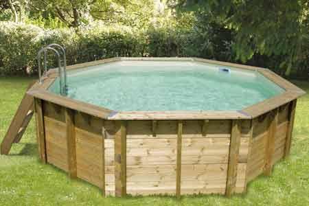 piscine bois 4*3