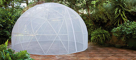 option moustiquaire garden igloo
