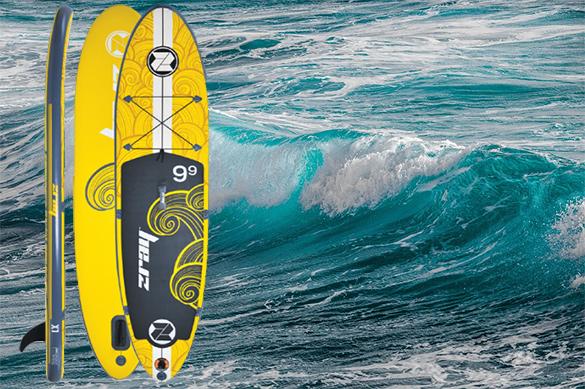 Paddle Zray X1 Piscineco