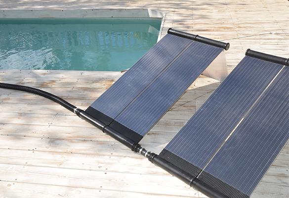 Chauffage solaire piscine panneaux solara maytronics for Panneau solaire piscine