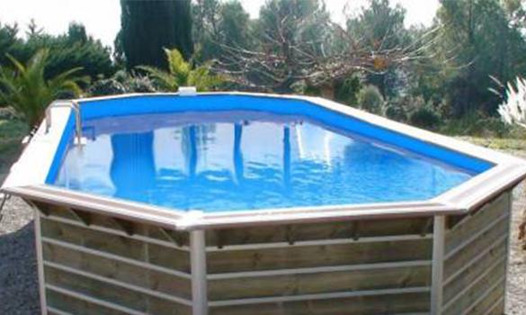 Liner waterclip bois vendu sans piscine diff rentes for Piscine bois sans liner